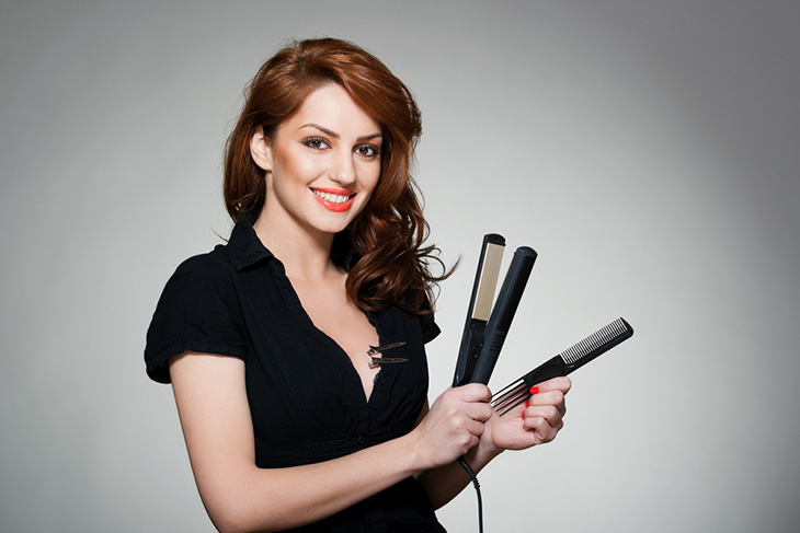 How To Purchase The Best Flat Iron For Thick Hair