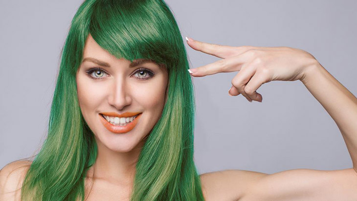 Best Green Hair Dye