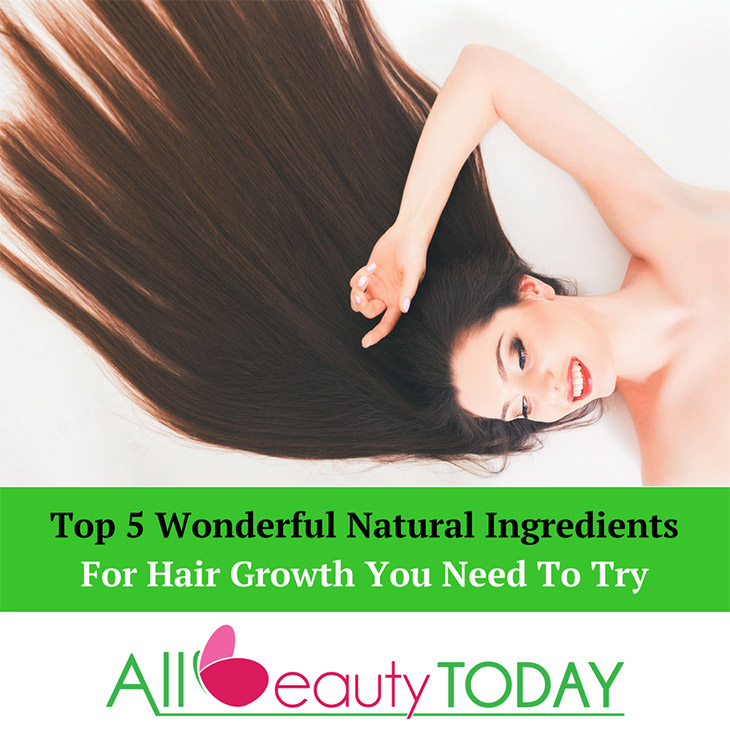 Natural Ingredients For Hair Growth
