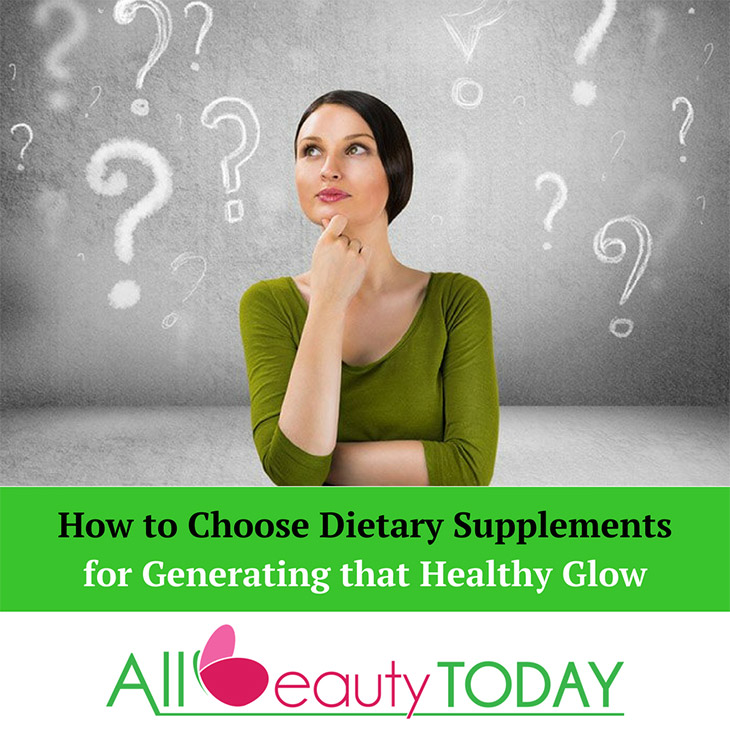 How to Choose Dietary Supplements