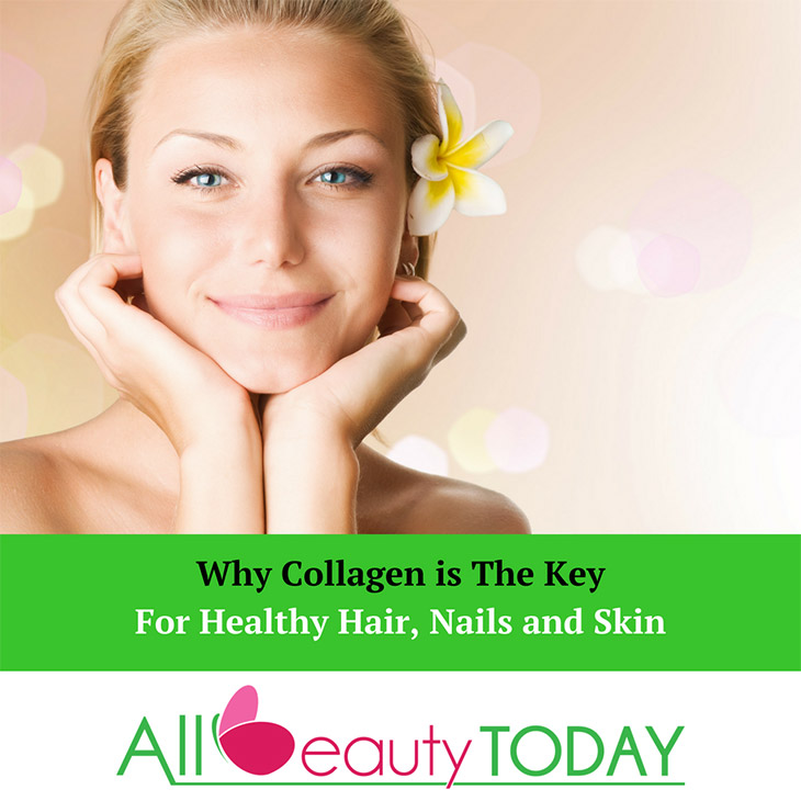 Collagen For Healthy Hair, Nails and Skin
