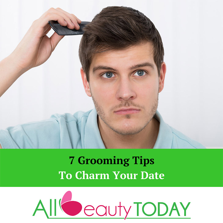 Grooming Tips to Charm Your Date