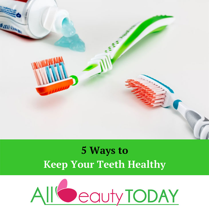 Keep Your Teeth Healthy