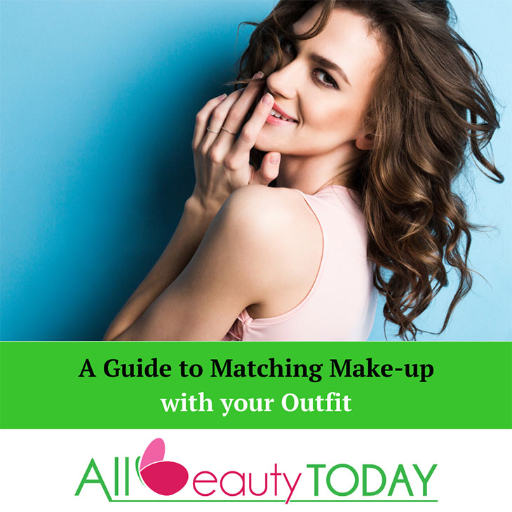 Matching Makeup With Your Outfit