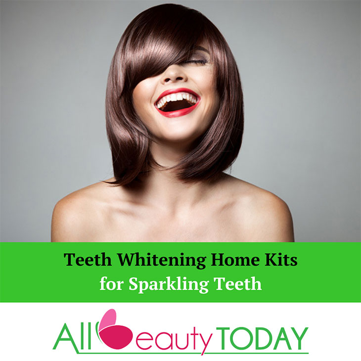 Teeth Whitening Home Kits