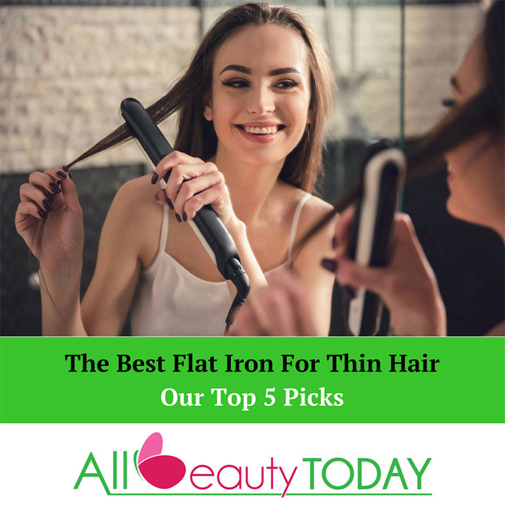 Best Flat Iron For Thin Hair