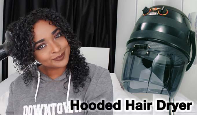 Best Hooded Hair Dryer For African American Hair