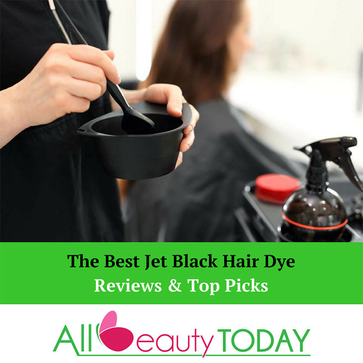 Best Jet Black Hair Dye