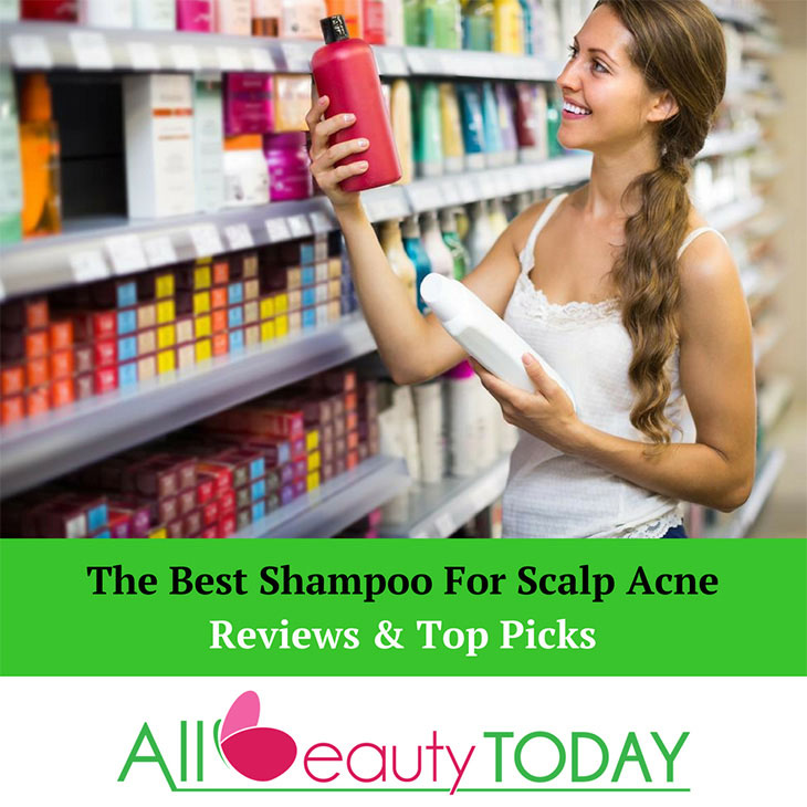 Best Shampoo For Scalp Acne