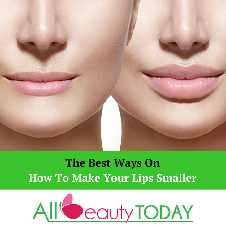 How To Make Your Lips Smaller
