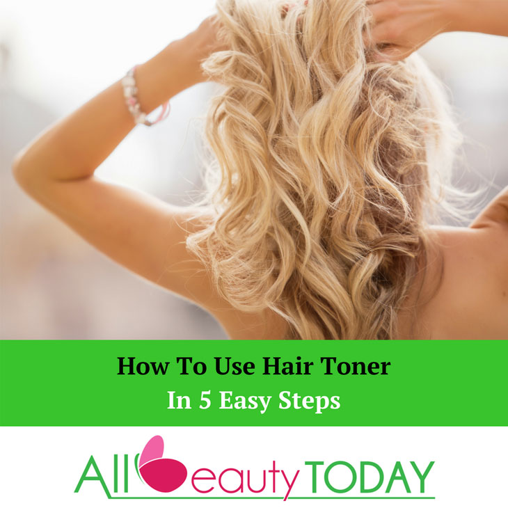How To Use Hair Toner