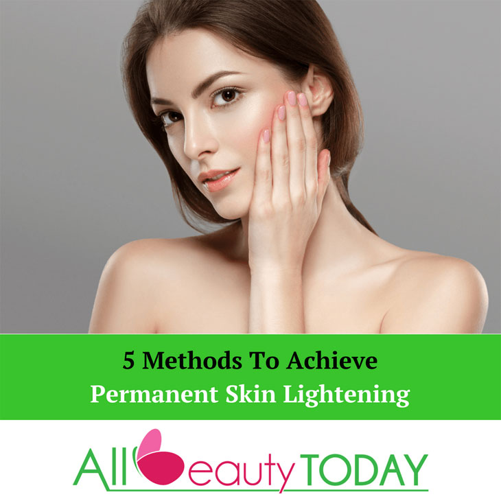 Permanent Skin Lightening