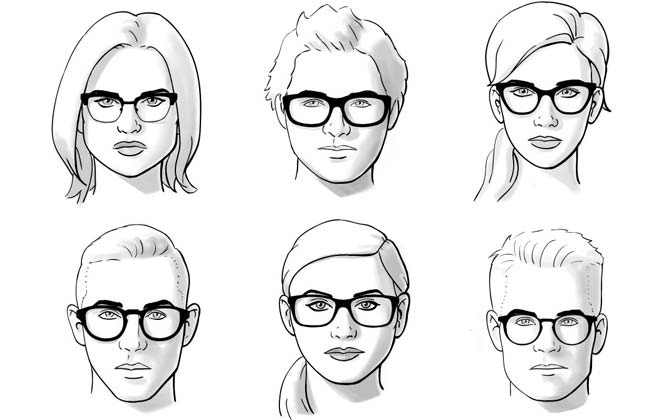 Eyeglasses For your Hair Color