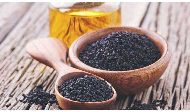Black Seed Oil for Hair Loss