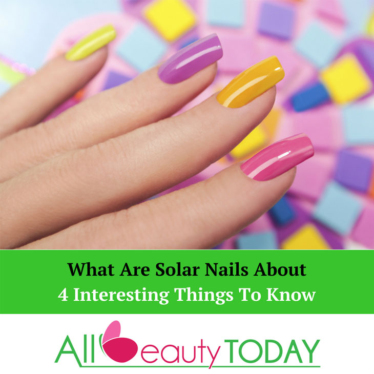 What Are Solar Nails
