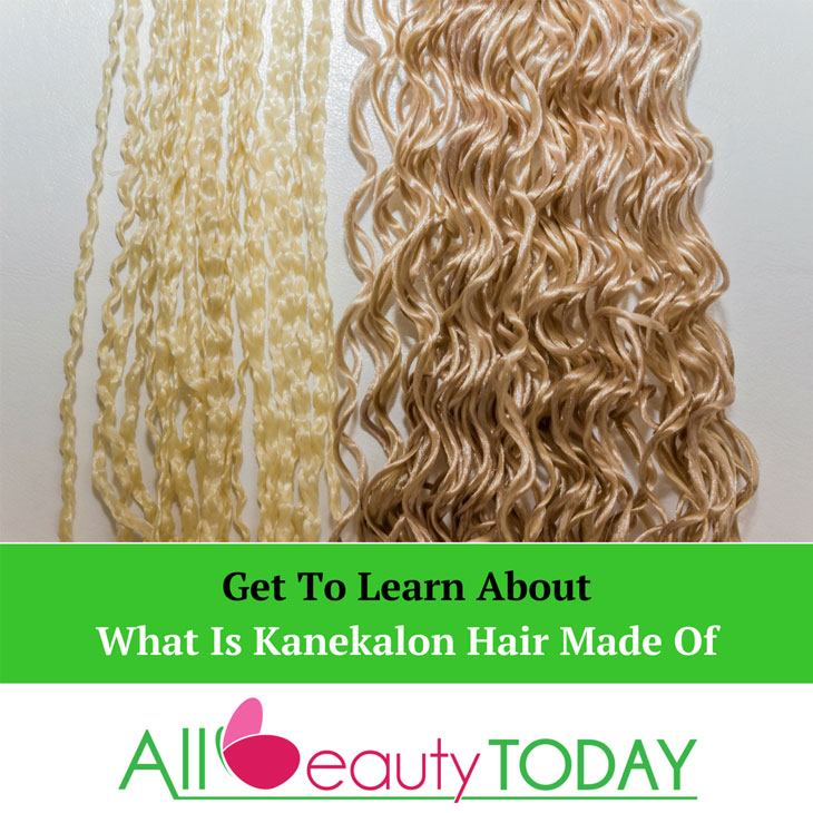 What Is Kanekalon Hair Made Of
