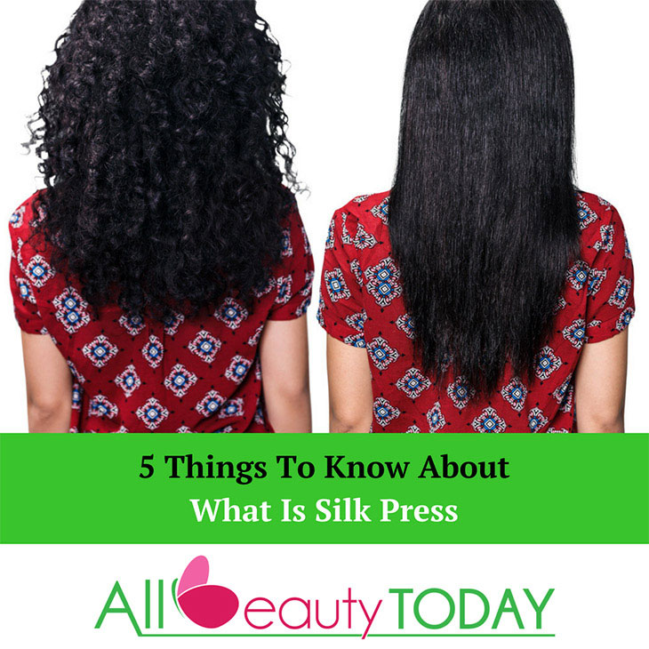 What Is Silk Press