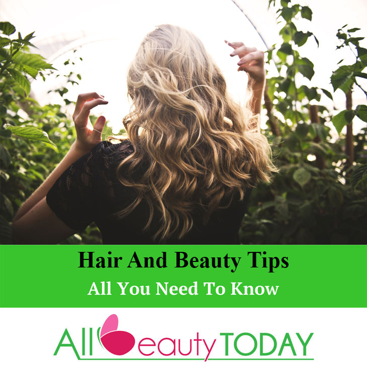 Hair and beauty tips for holiday