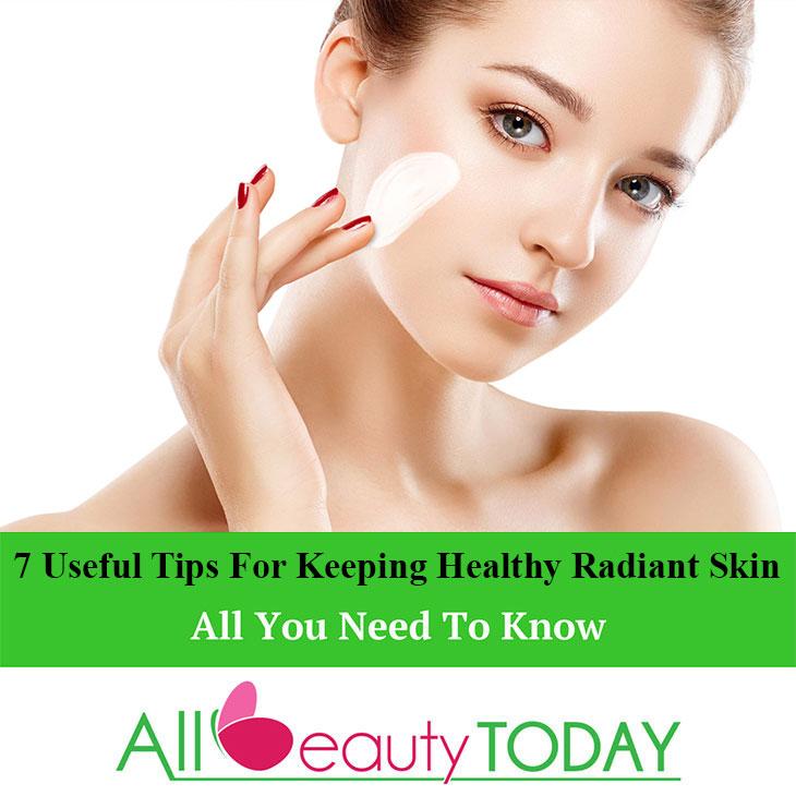 Healthy Radiant Skin
