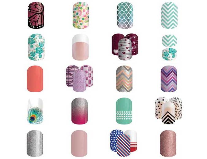 Nail Wrap Trends