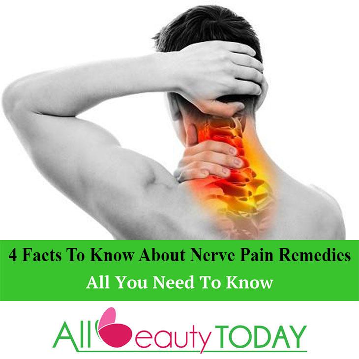 Nerve Pain Remedies