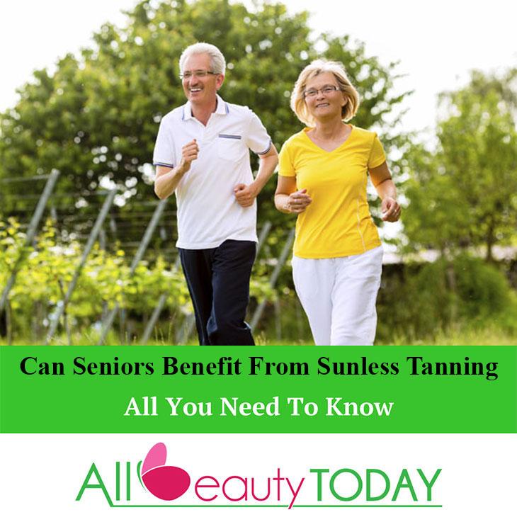 Seniors Sunless Tanning
