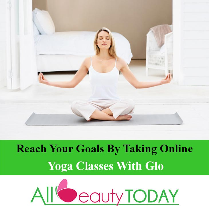 Yoga Classes With Glo
