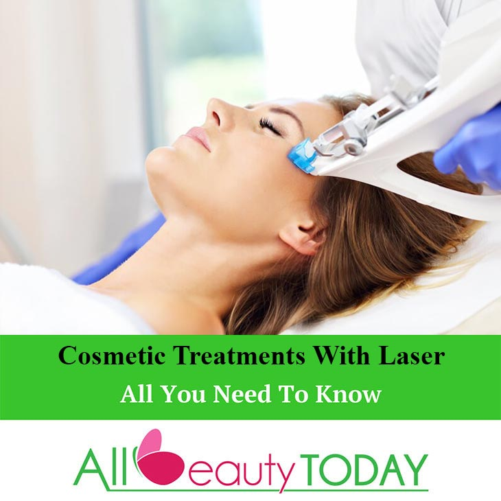 Cosmetic Treatments With Laser