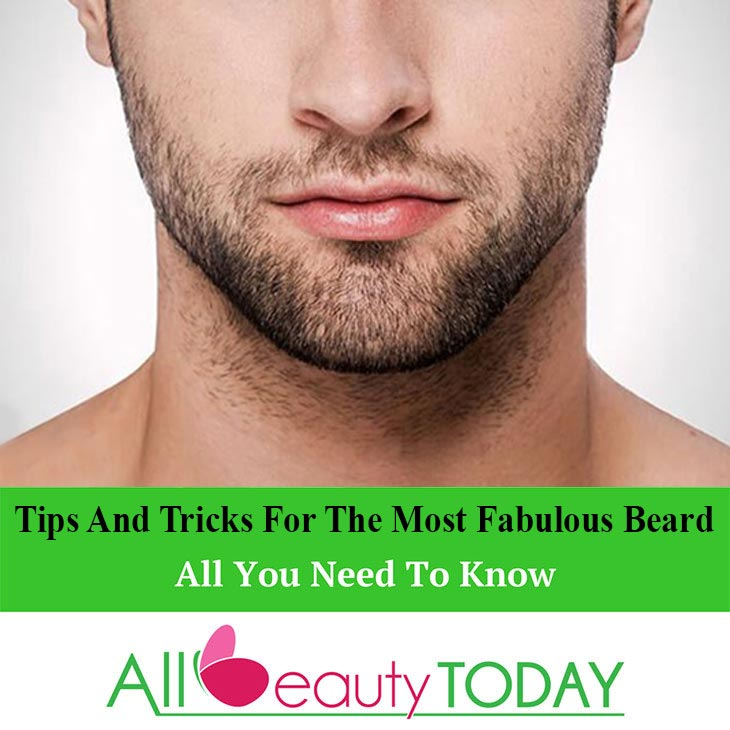Tips And Tricks For The Most Fabulous Beard