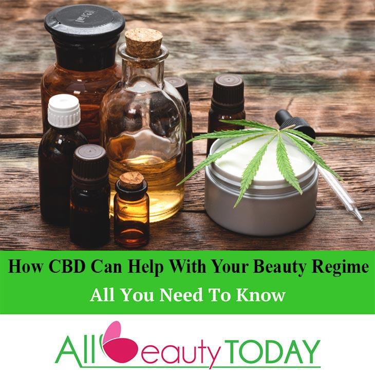 CBD Your Beauty Regime