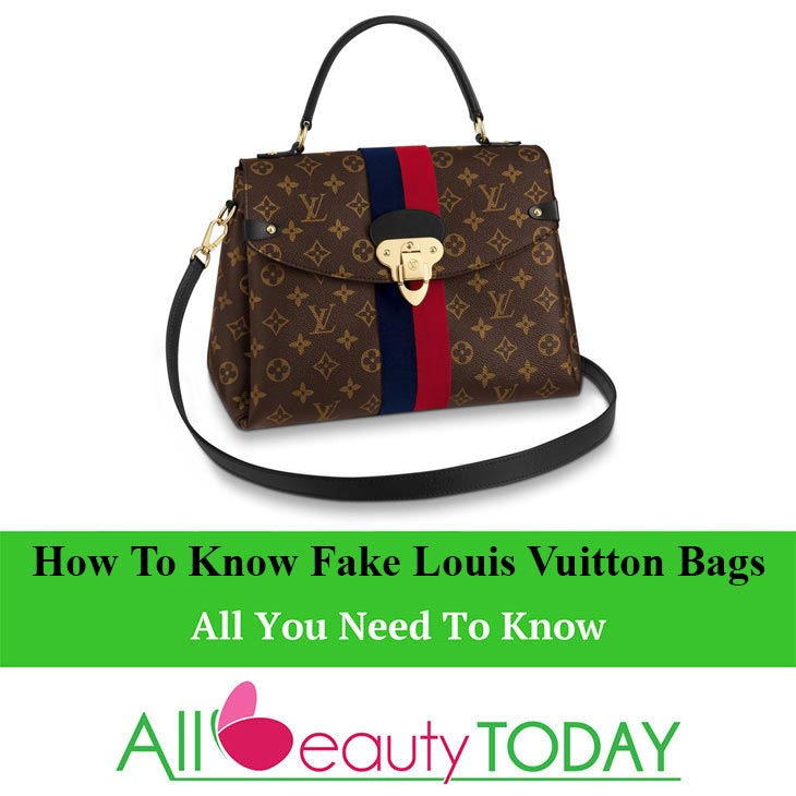 Fake Louis Vuitton Bags