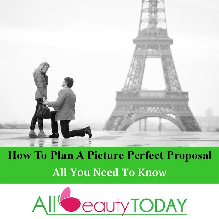 How to Plan a Picture-Perfect Proposal