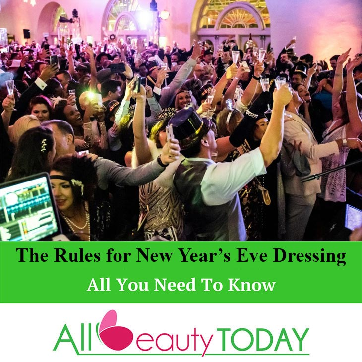 The Rules for New Year's Eve Dressing