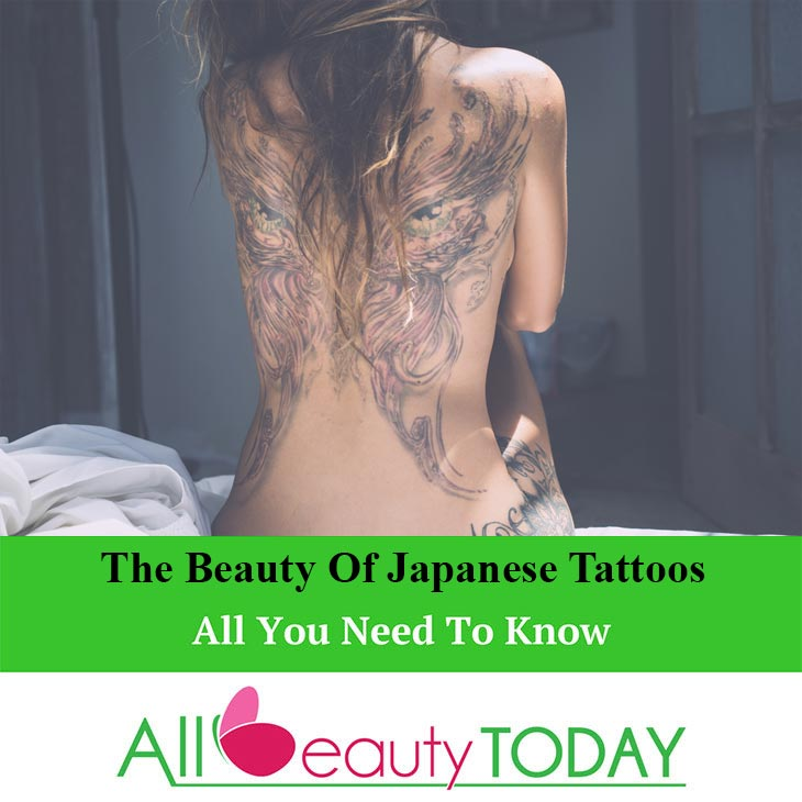 The Beauty Of Japanese Tattoos