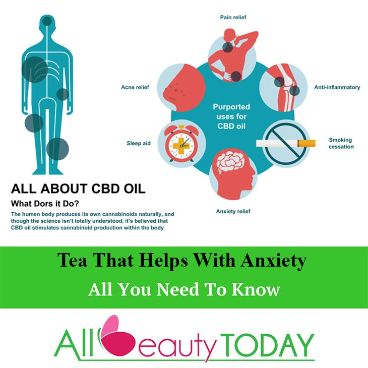 Tea That Helps With Anxiety