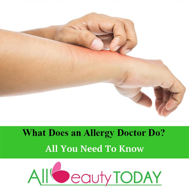 What Does an Allergy Doctor Do