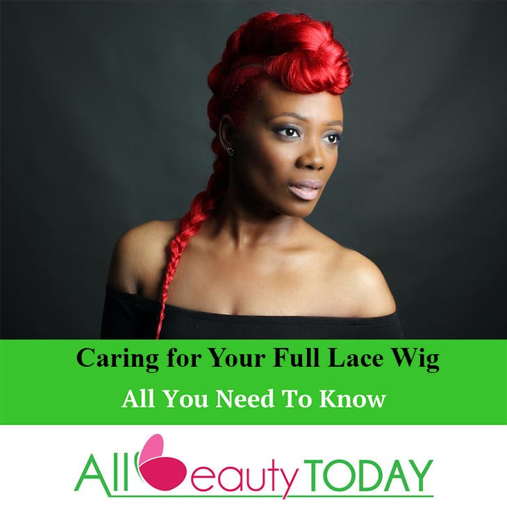 Caring for Your Full Lace Wig