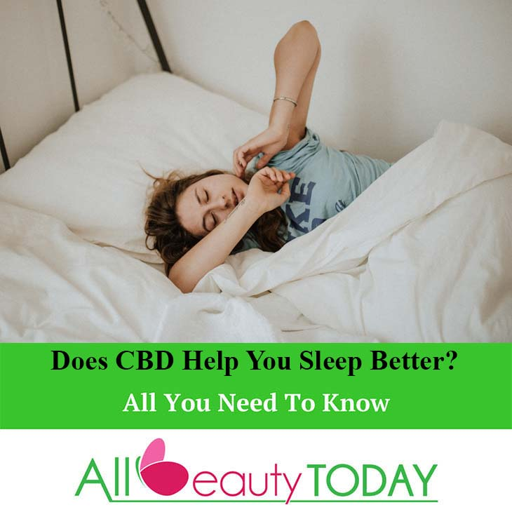 Does CBD Help You Sleep Better 2