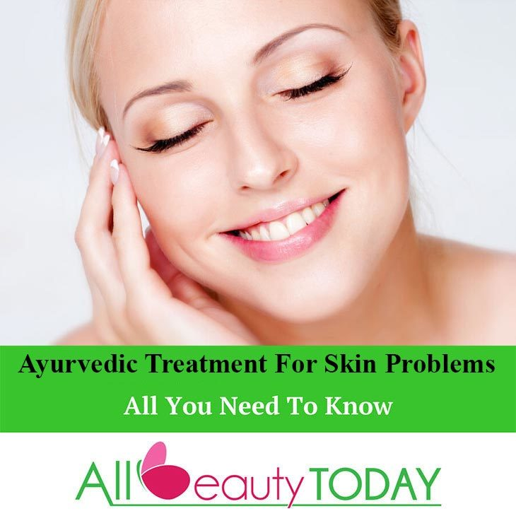 Ayurvedic Treatment For Skin Problems