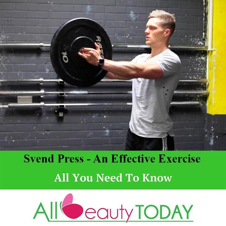 Svend Press - An Effective Exercise