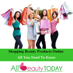 Shopping Beauty Products Online