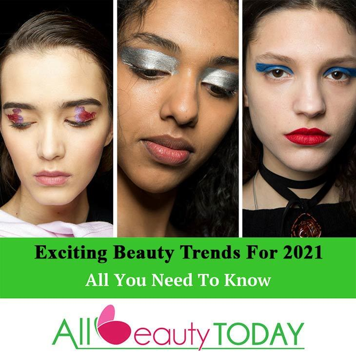 Exciting Beauty Trends for 2021