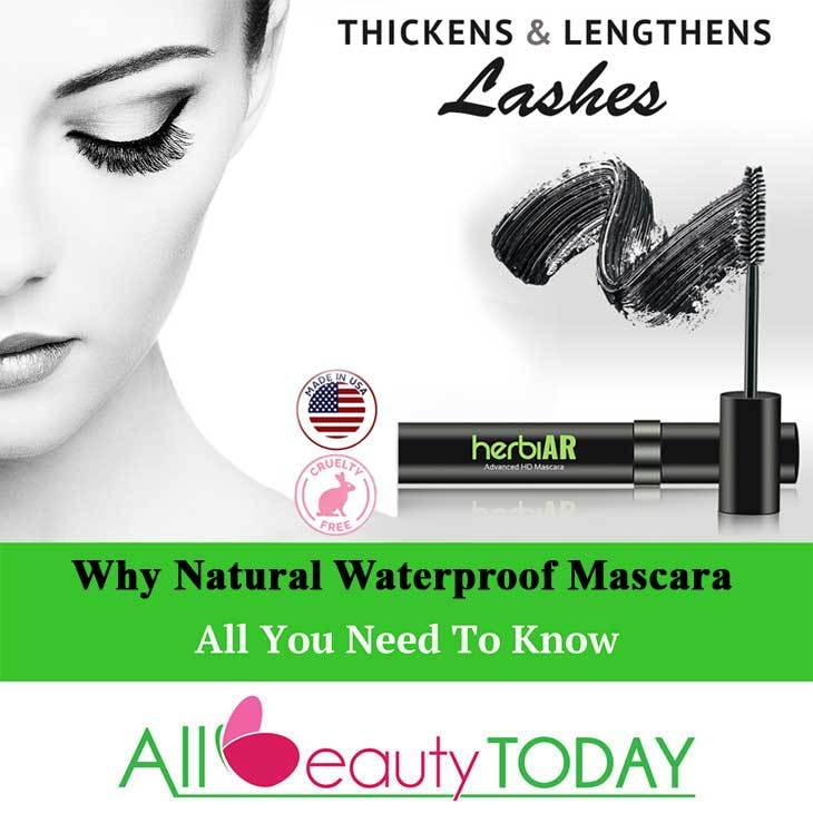 Natural Waterproof Mascara