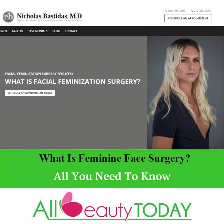 What is Feminine Face Surgery