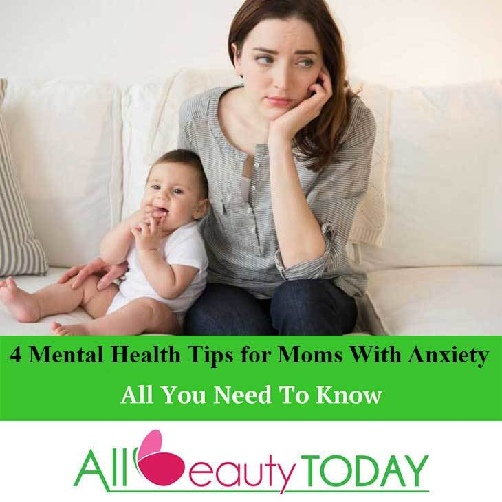 Moms With Anxiety